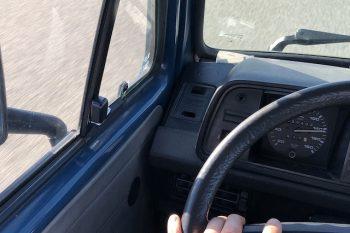 Reisegeschwindigkeit 120 km:h VW Bus T3 Erfahrungen