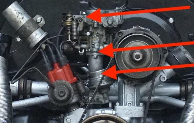 T2 Motor neu aufgearbeitet frisch angeliefert Oktober 2014