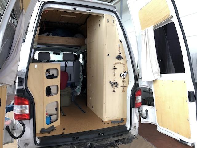 VW Bus Hohlraum versiegeln wo