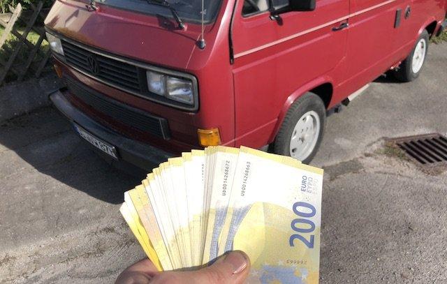 VW Bus Kaufpreisberater Wir geben den besten Preis