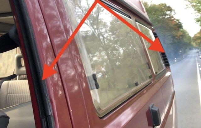 VW Bus T3 Ölverbrauch Turbo defekt Probefahrt