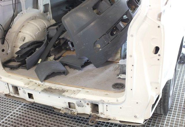 VW Bus T6 Rostvorsorge Erfahrungen BusChecker