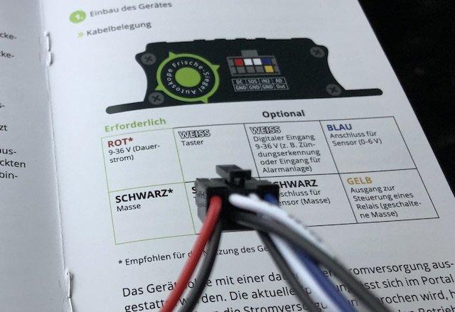 GPS Tracker Testsieger einfacher Aufbau