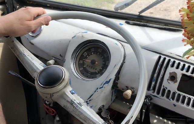 Reisegeschwindigkeit VW Bus T1