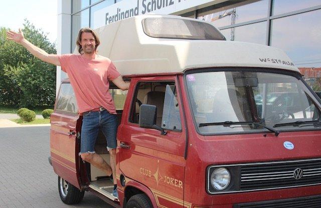 Spiegel online VW Bus Kaufberatung Beitrag Leon Ginzel