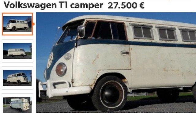 VW Bus T1 Holland Import Deutschland Zulassung Zoll