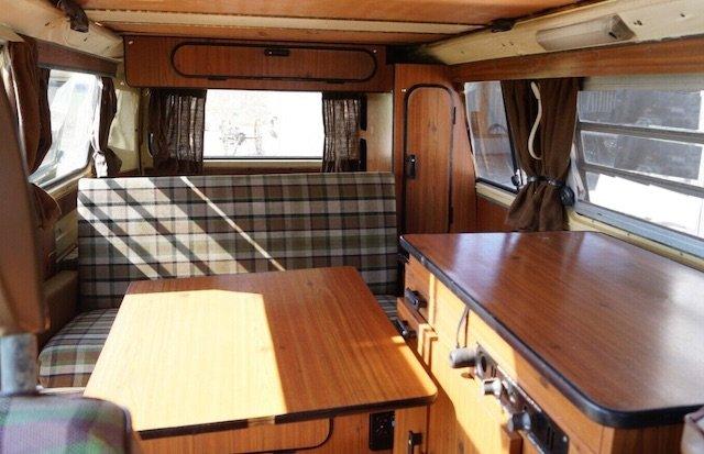 Vw Bus T2 Camper der bessere T1