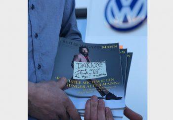 Zeit Magazin Mann VW Bus Kaufen Erfahrungen BusChecker Ausgabe 1 2018