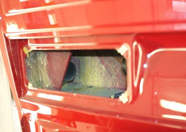 Mike Sanders Rueckleuchte VW Bus T3 demontieren