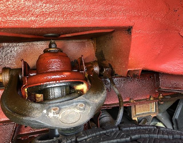 Transparenter Unterbodenschutz Fertan UBS 220
