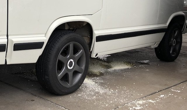 VW Bus T3 Tank undicht Ursache Tipps BusChecker