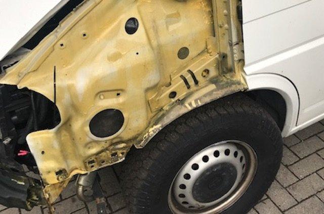 Empfehlung VW Bus Fahrer Konservierung Mike Sanders