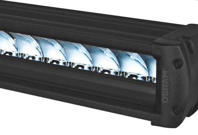 Osram LED LIGHTBAR FX500-CB Empfehlung BusChecker