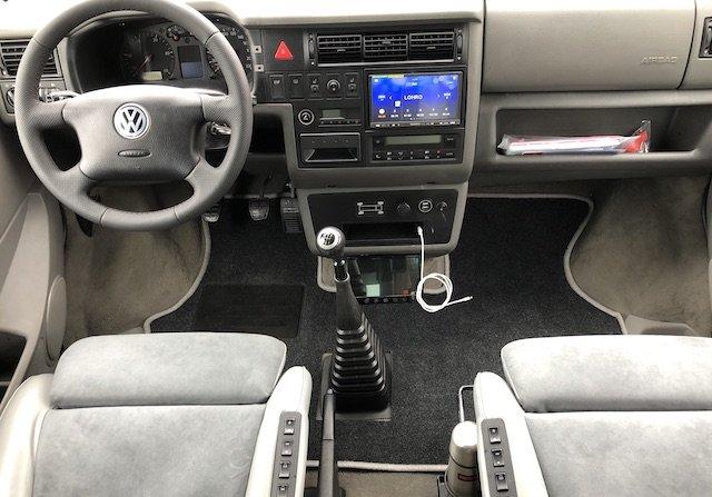Recarositzen VW Bus Syncro