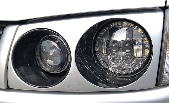 VW Bus T4 Licht Referenz Klasse Eljot Berlin