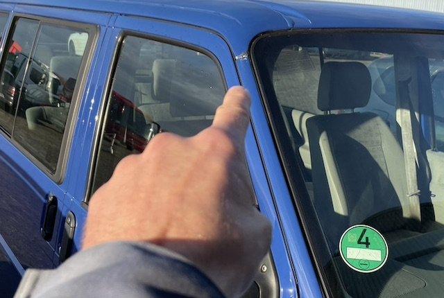 Scheibenrahmen Rost VW Bus T4 Erfahrungen