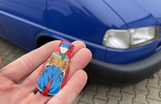 VW Bus T4 für Sammler