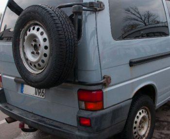 Weltreise VW Bus T4 Benziner Syncro VR6