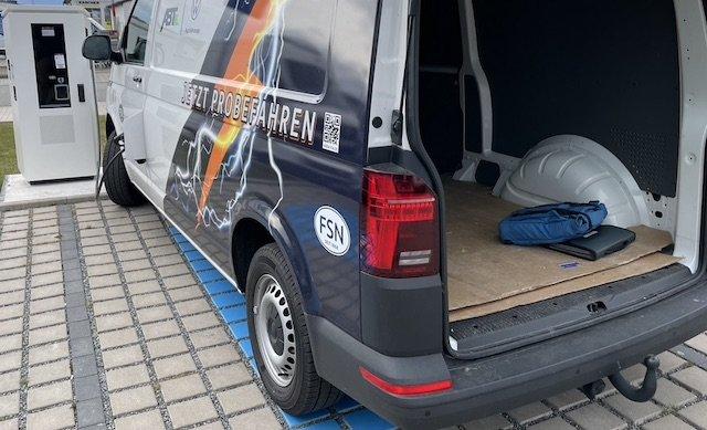 Anhängelast 1500 Kg VW Bus Elektro