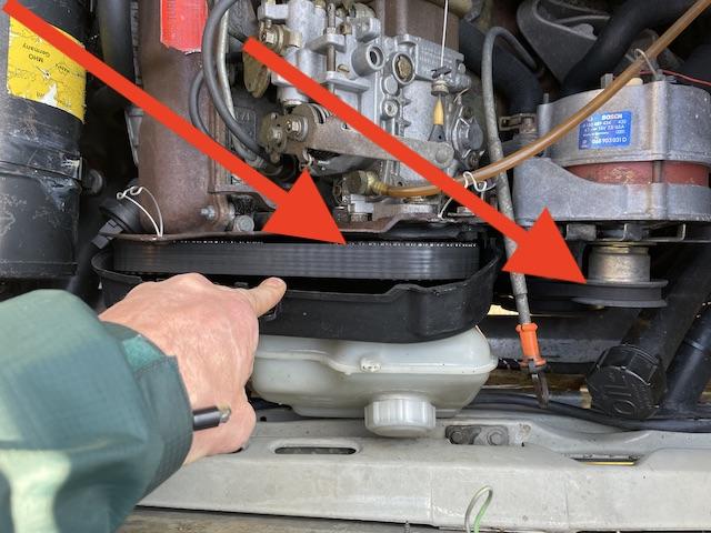 Dieselpumpe VW Bus T3 Revision nötig