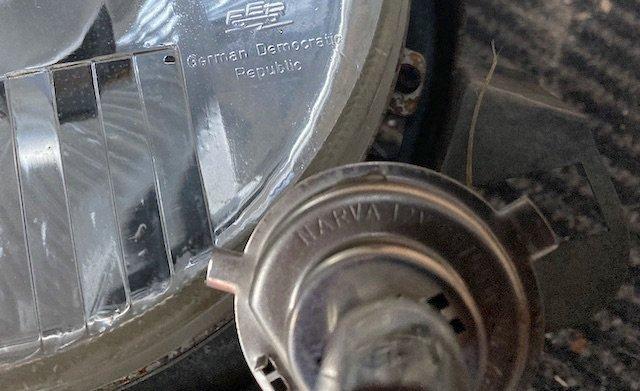 Leuchtmittel Narva H4 im VW Bus T3