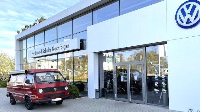 VW Bus T3 FaltDachCamper Joker TEST Dieselmotor