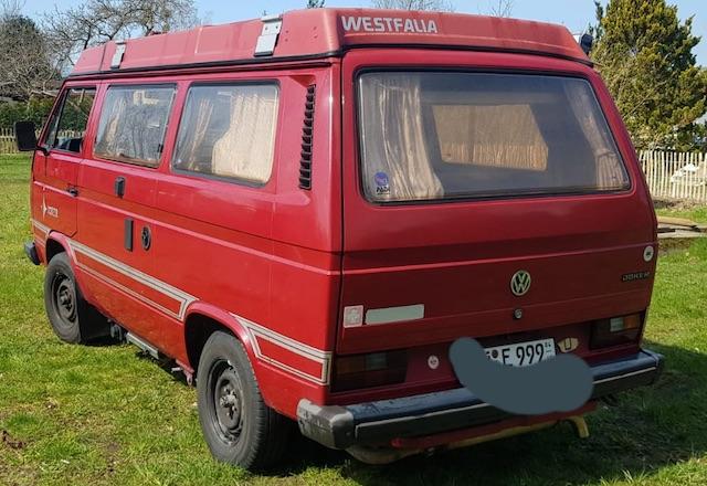 VW Bus T3 Westfalia Wohnmobil Joker