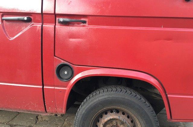 VW Bus T3 begleitet seit 15 Jahren BusChecker