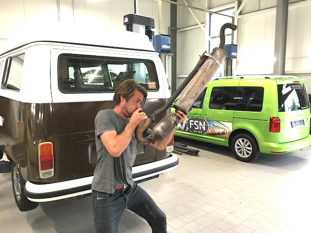 VW Neuwagenpartner mit Klassiker Service Rostock
