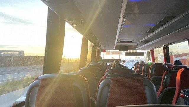 Reisebus Richtung Riga Erfahrungen BusChecker