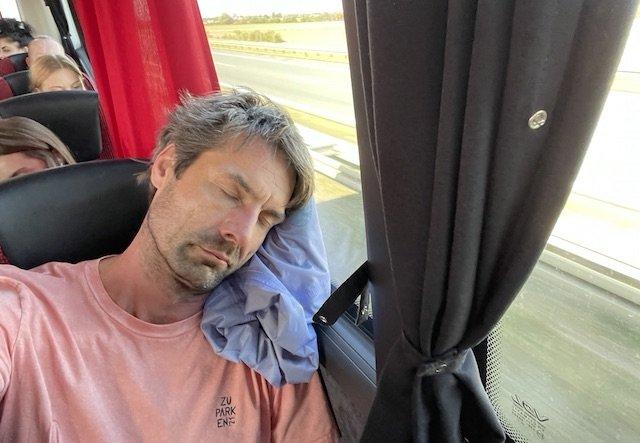 Reisebuss 24 Stunden gen Osten Erfahrungen BusChecker