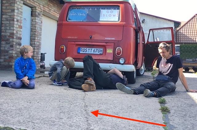 VW Bus T2 Motorschaden welche Werkstatt