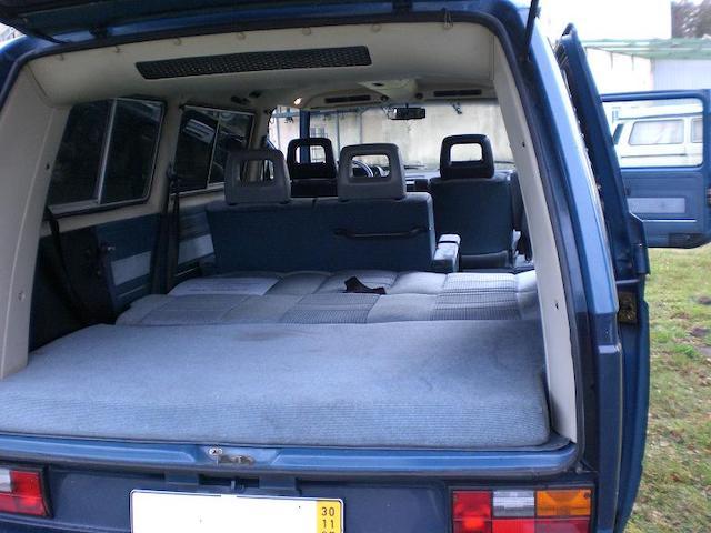 VW Bus T3 Syncro Vanagon WBX mit Klima und Multivanbank